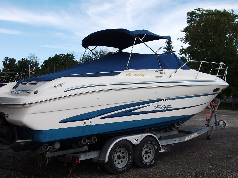 1999 280 Sea Ray Sun Cruiser